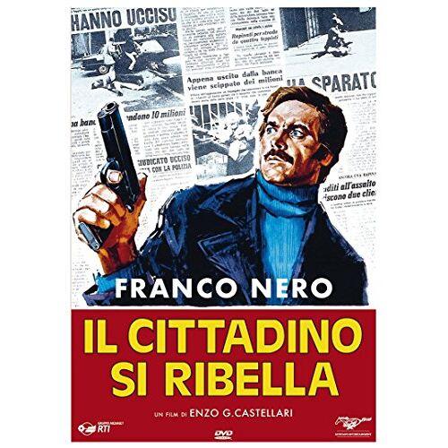 Enzo G. Castellari - Dvd - Cittadino Si Ribella (Il) (1 DVD) - Preis vom 25.02.2021 06:08:03 h