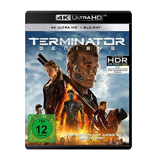 Alan Taylor - Terminator 5 - Genisys  (4K Ultra HD) (+ Blu-ray) - Preis vom 20.10.2020 04:55:35 h
