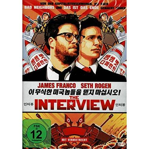 - THE INTERVIEW (mit Vermietrecht) - Preis vom 20.10.2020 04:55:35 h