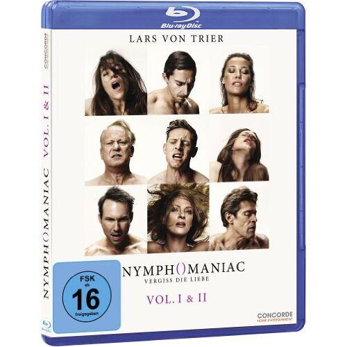 Lars von Trier - Nymphomaniac Vol. I & II [Blu-ray] - Preis vom 10.05.2021 04:48:42 h