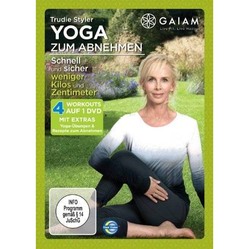 Trudie Styler - Trudie Styler's Yoga zum Abnehmen - Preis vom 02.12.2020 06:00:01 h