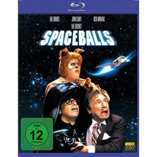 Mel Brooks - Spaceballs [Blu-ray] - Preis vom 02.12.2020 06:00:01 h