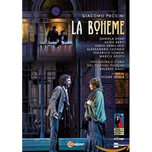 Giacomo Puccini - Puccini: La Boheme [DVD] - Preis vom 19.10.2020 04:51:53 h