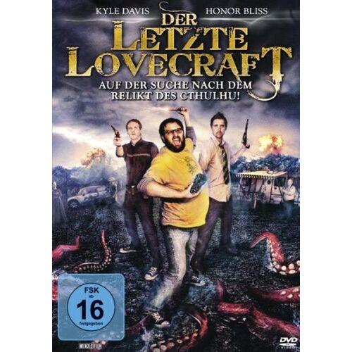 Henry Saine - Der letzte Lovecraft [DVD] - Preis vom 17.01.2020 05:59:15 h