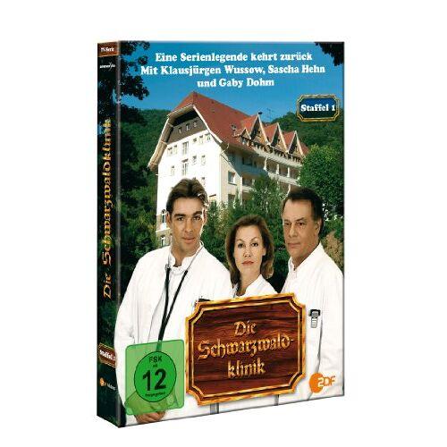 Alfred Vohrer - Die Schwarzwaldklinik - Staffel 1 (4 DVDs) - Preis vom 20.10.2020 04:55:35 h