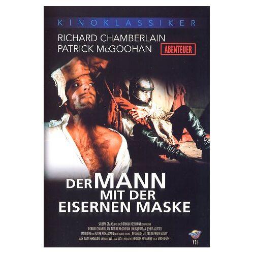 Mike Newell - Der Mann mit der eisernen Maske - Preis vom 18.10.2020 04:52:00 h