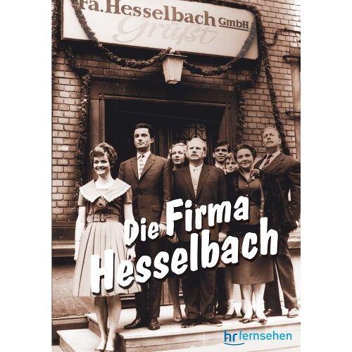 Wolf Schmidt - Die Firma Hesselbach (8 DVDs) - Preis vom 28.02.2021 06:03:40 h