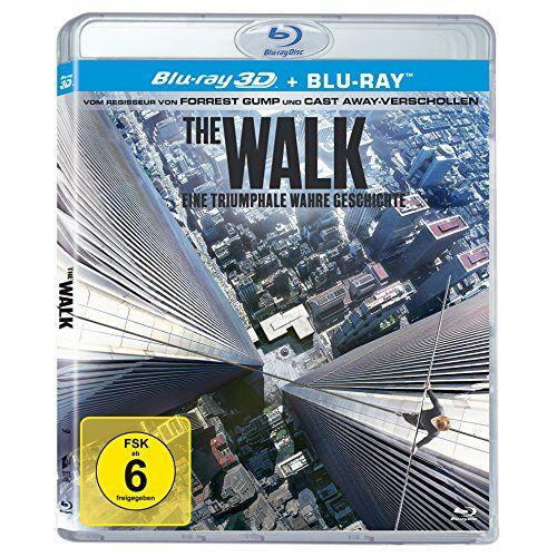 Robert Zemeckis - The Walk [3D Blu-ray] - Preis vom 15.05.2021 04:43:31 h