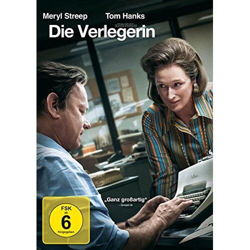 Meryl Streep - Die Verlegerin - Preis vom 25.02.2021 06:08:03 h