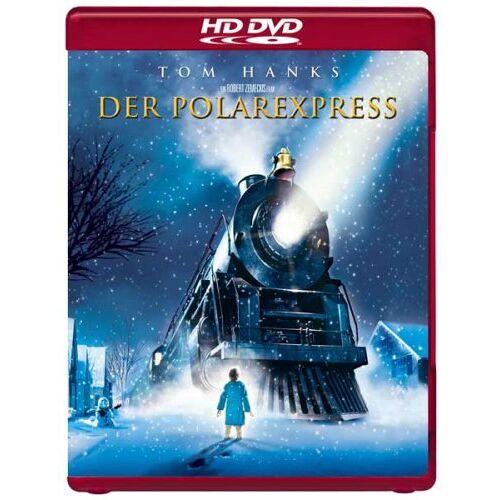 Robert Zemeckis - Der Polarexpress [HD DVD] - Preis vom 07.05.2021 04:52:30 h