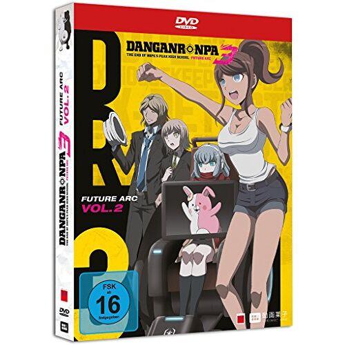 Seiji Kish - Danganronpa 3: Future Arc - DVD 2 - Preis vom 20.10.2020 04:55:35 h