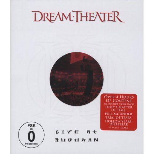 Dream Theater - Live at Budokan [Blu-ray] - Preis vom 28.03.2020 05:56:53 h