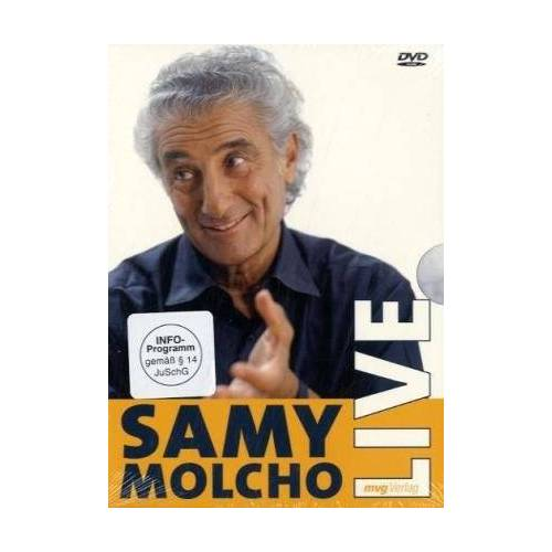 - Samy Molcho live [2 DVDs] - Preis vom 06.03.2021 05:55:44 h