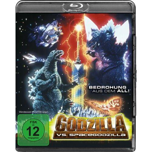 Kensho Yamashita - Godzilla vs. Spacegodzilla [Blu-ray] - Preis vom 21.01.2021 06:07:38 h
