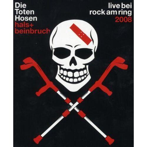 Die Toten Hosen - Hals- und Beinbruch/Live bei Rock am Ring 2008 [Blu-ray] - Preis vom 13.05.2021 04:51:36 h
