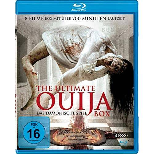 Nick Slatkin - The Ultimate Ouija Box [Blu-ray] - Preis vom 20.10.2020 04:55:35 h