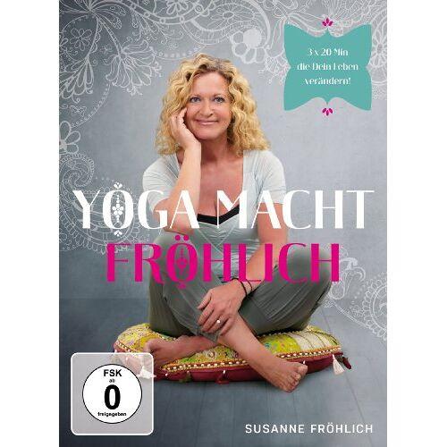 Simone Jacob - Susanne Fröhlich - Yoga macht Fröhlich - Preis vom 06.04.2020 04:59:29 h
