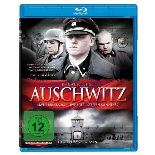 Uwe Boll - Auschwitz [Blu-ray] - Preis vom 24.02.2021 06:00:20 h