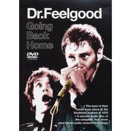 Dr.Feelgood - Dr Feel Good : Going back home (inclus 1 CD) [2 DVDs] - Preis vom 24.02.2021 06:00:20 h