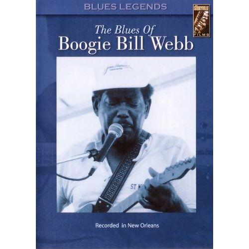 Webb, Boogie Bill - Boogie Bill Webb - The Blues Of Boogie Bill Webb - Preis vom 08.03.2021 05:59:36 h