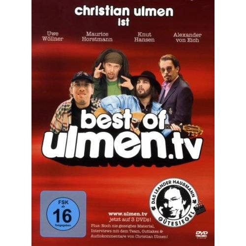 Christian Ulmen - Best of ulmen.tv [3 DVDs] - Preis vom 07.05.2021 04:52:30 h