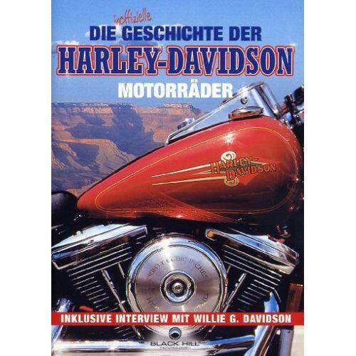 Gary Legon - Die Geschichte der Harley-Davidson Motorräder - Preis vom 03.04.2020 04:57:06 h