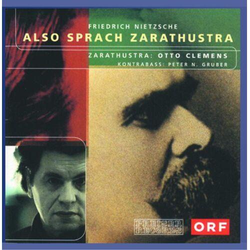 Otto Clemens - Also sprach Zarathustra - Preis vom 09.06.2021 04:47:15 h