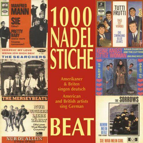 Various - 1000 Nadelstiche - Vol.6: Beat - Preis vom 14.06.2021 04:47:09 h