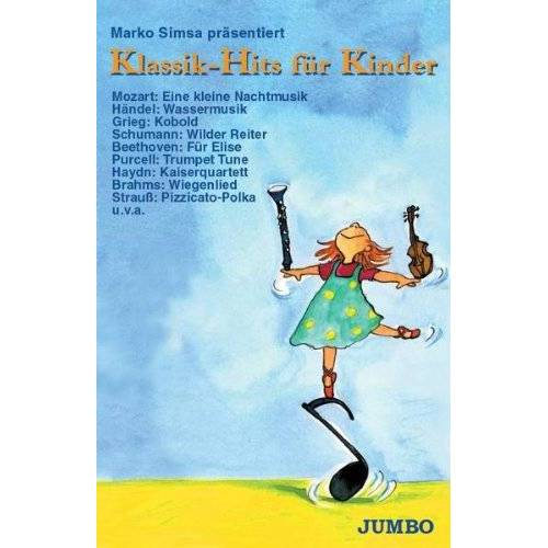 Marko Simsa - Klassik-Hits für Kinder [Musikkassette] [Musikkassette] - Preis vom 17.06.2021 04:48:08 h