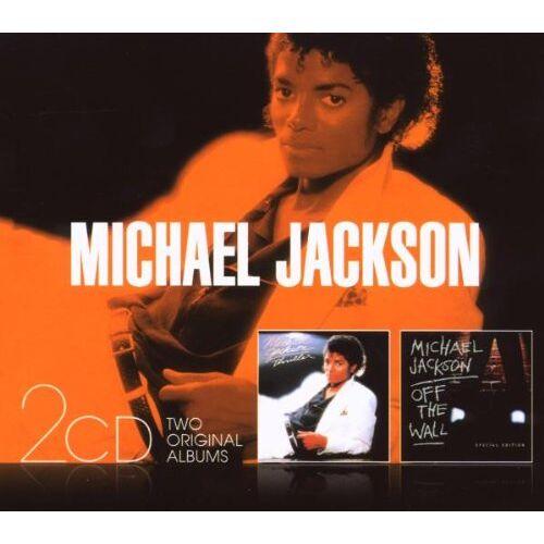 Michael Jackson - Off the Wall/Thriller - Preis vom 20.06.2021 04:47:58 h