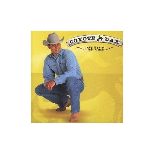 Coyote Dax - Me Vale - Preis vom 17.06.2021 04:48:08 h