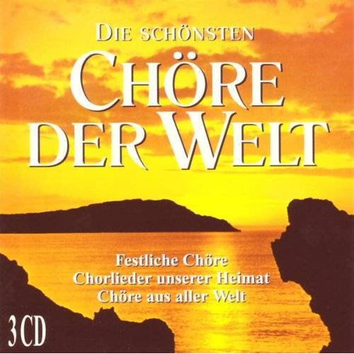 Various - Schoensten Choere der Welt - Preis vom 14.06.2021 04:47:09 h