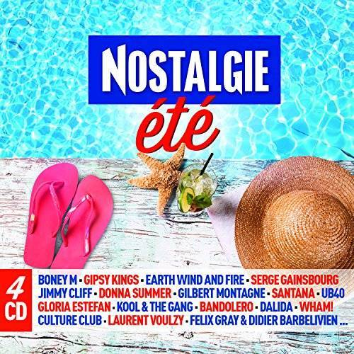 - Nostalgie Été 2018 - Preis vom 20.06.2021 04:47:58 h