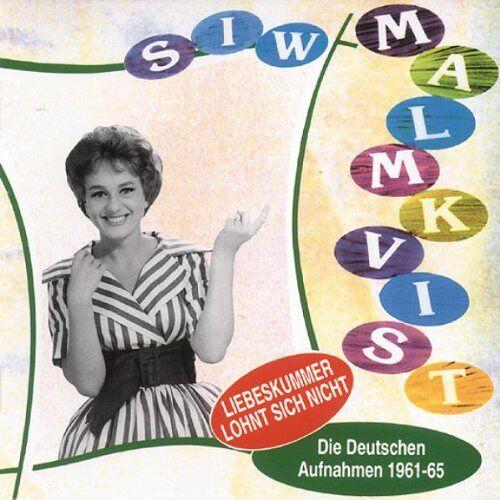 Siw Malmkvist - Liebeskummer Lohnt Sich Nicht,1961-65 - Preis vom 01.08.2021 04:46:09 h