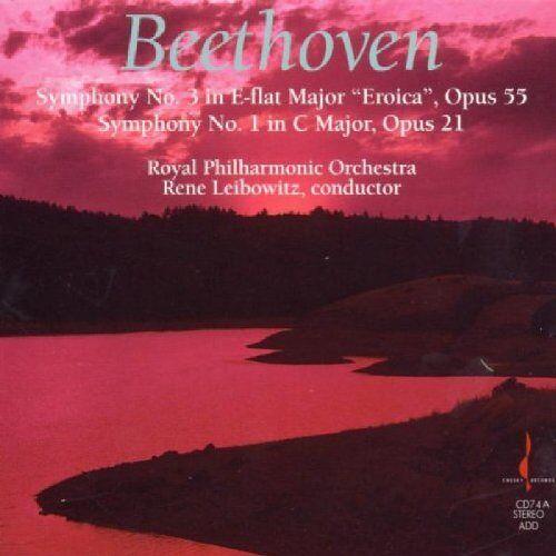 Rene Leibowitz - Sinfonien 1 und 3 - Preis vom 18.06.2021 04:47:54 h