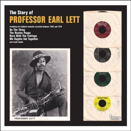 Professor Earl Lett - The Story of Professor Earl Lett - Preis vom 17.05.2021 04:44:08 h
