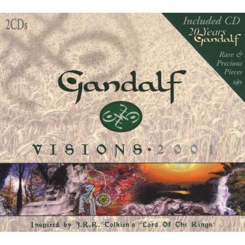 Gandalf - Visions 2001 - Preis vom 21.06.2021 04:48:19 h