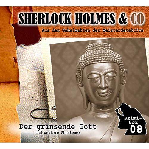 Sherlock Holmes & Co - Sherlock Holmes & Co-die Krimi Box 8 (3cd) - Preis vom 21.06.2021 04:48:19 h