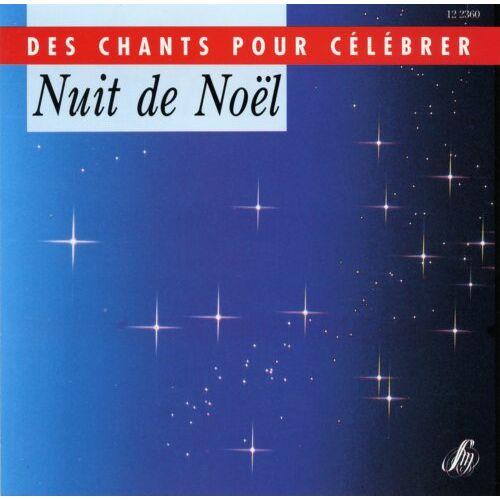 Various - Nuit de Noel / Chants pour Celebrer - Preis vom 01.08.2021 04:46:09 h