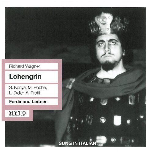 Konya - Lohengrin: Konya,Pobbe,Didier,Protti - Preis vom 21.06.2021 04:48:19 h