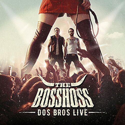 the Bosshoss - Dos Bros Live - Preis vom 17.06.2021 04:48:08 h