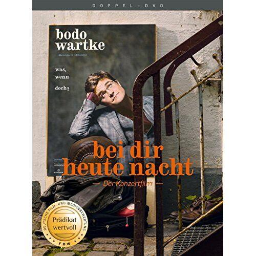 Sven Schütze - Bodo Wartke - Bei dir heute Nacht - Der Konzertfilm [2 DVDs] - Preis vom 14.06.2021 04:47:09 h