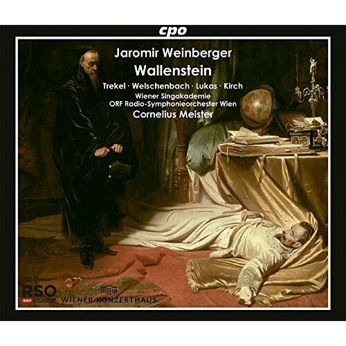 Orf Radio So Wien - Wallenstein - Preis vom 17.06.2021 04:48:08 h