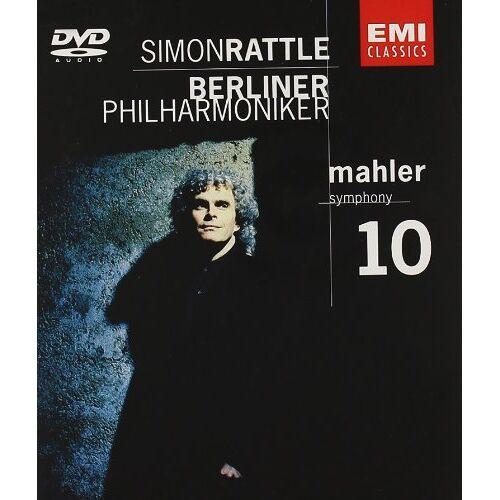Simon Rattle - S.Rattle -Sinfonie 10 - Preis vom 13.06.2021 04:45:58 h