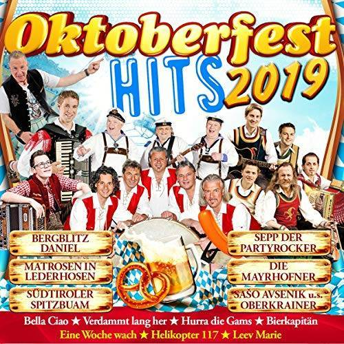 Divers - Oktoberfest Hits 2019 - Preis vom 12.06.2021 04:48:00 h