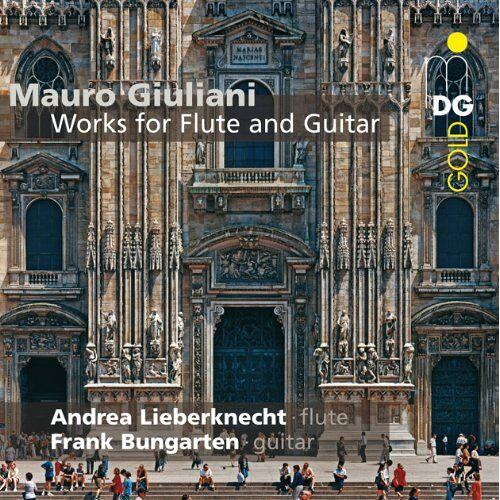Andrea Lieberknecht - Werke für Flöte und Gitarre - Preis vom 18.06.2021 04:47:54 h