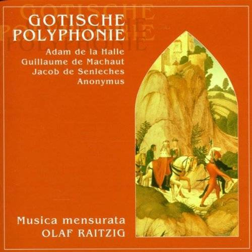 Musica Mensurata - Gotische Polyphonie - Preis vom 16.06.2021 04:47:02 h