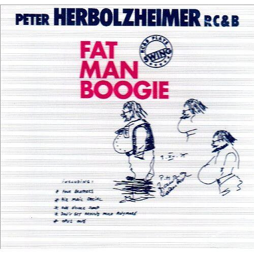 Peter Herbolzheimer - Fatman Boogie - Preis vom 12.06.2021 04:48:00 h