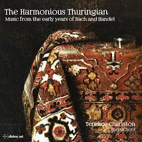 Terence Charlston - The Harmonious Thuringian - Preis vom 22.06.2021 04:48:15 h
