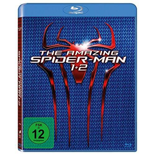Marc Webb - The Amazing Spider-Man/The Amazing Spider-Man 2 - Rise of Electro [Blu-ray] - Preis vom 09.06.2021 04:47:15 h